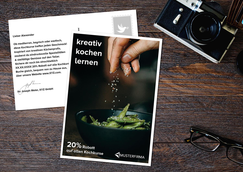 Wie Unternehmen mit Postkarten Marketing die Corona-Krise meistern und für sich nutzen können