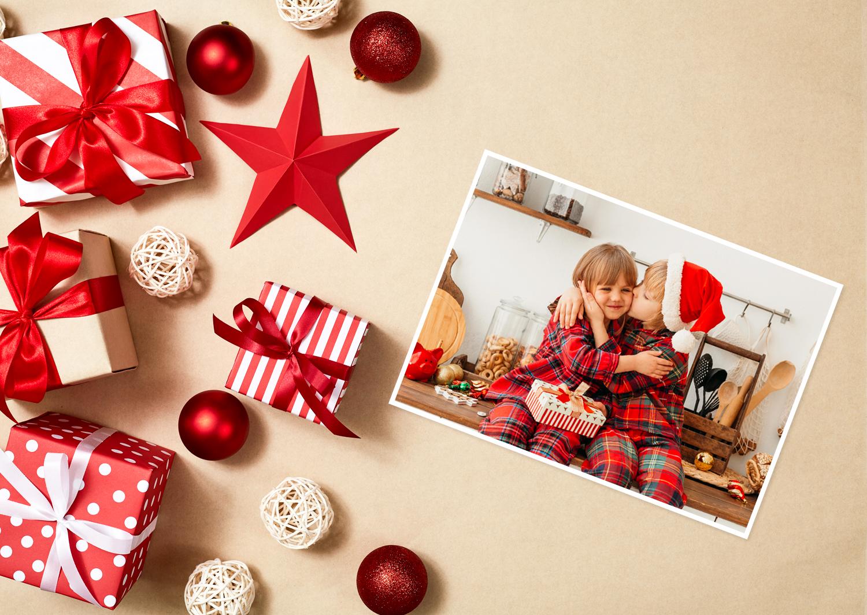 Gestaltungsmöglichkeiten Deiner Weihnachtskarte